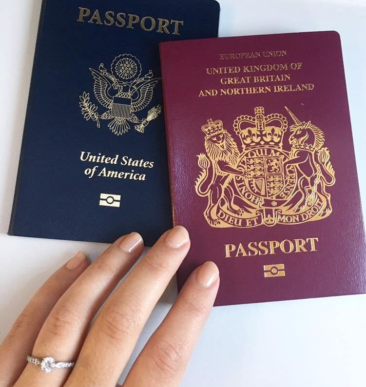Overseas long distance relationship